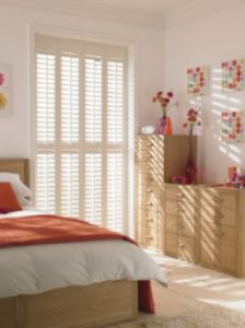 full bedroom shutters
